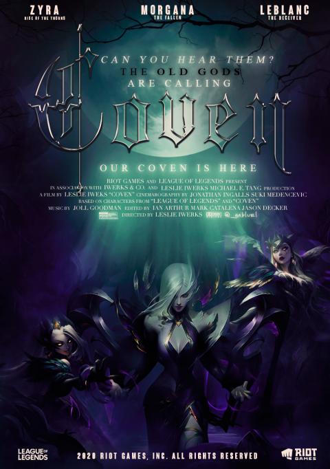 League of Legends – Coven