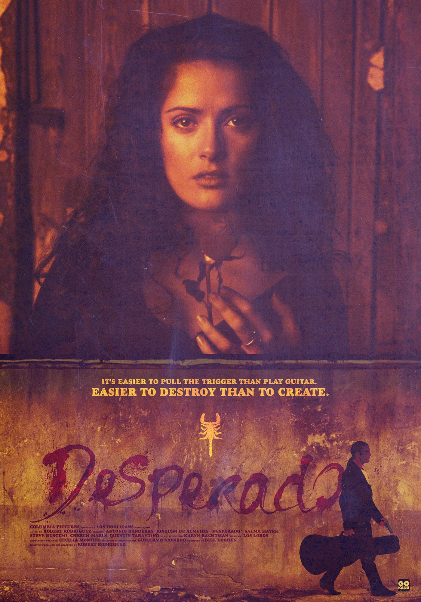 Desperado Posterspy