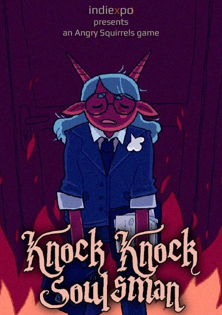 Knock Knock Soulsman