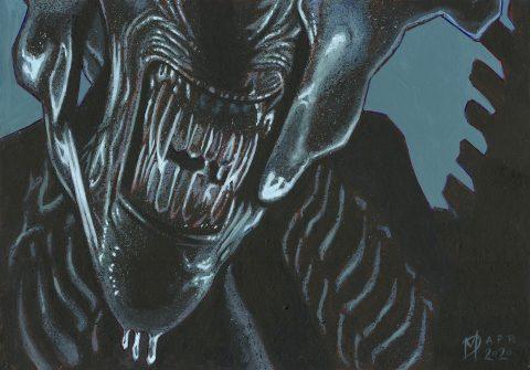 Aliens – Alien Queen