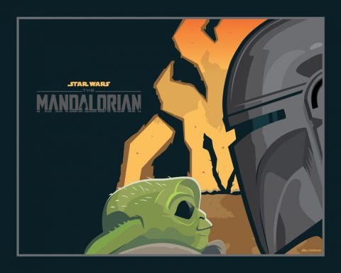The Mandalorian: Together