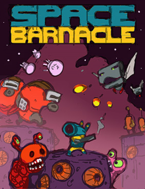 Space Barnacle – Poster