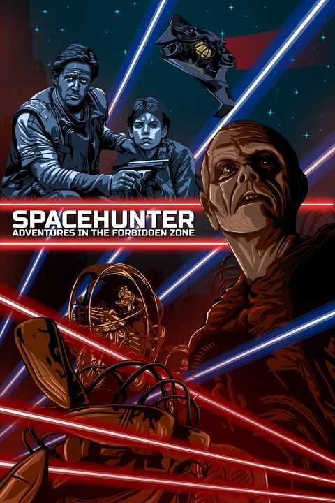Spacehunter – Adventures in the Forbidden Zone