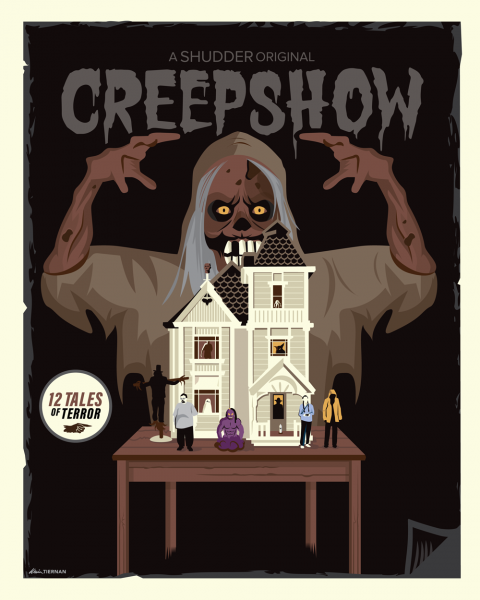Home Theater: Creepshow (TV Poster Series)