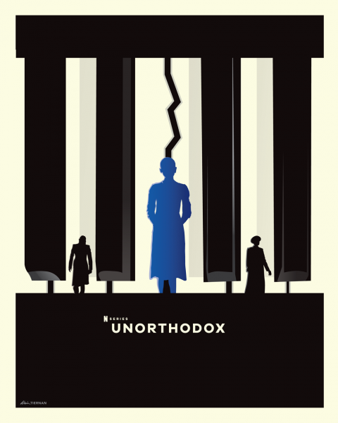 Home Theater: Unorthodox (TV Poster Series)