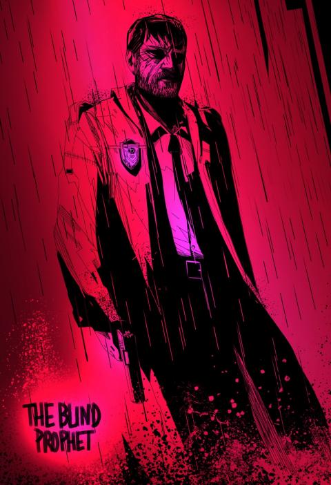 The Blind Prophet – Poster 1