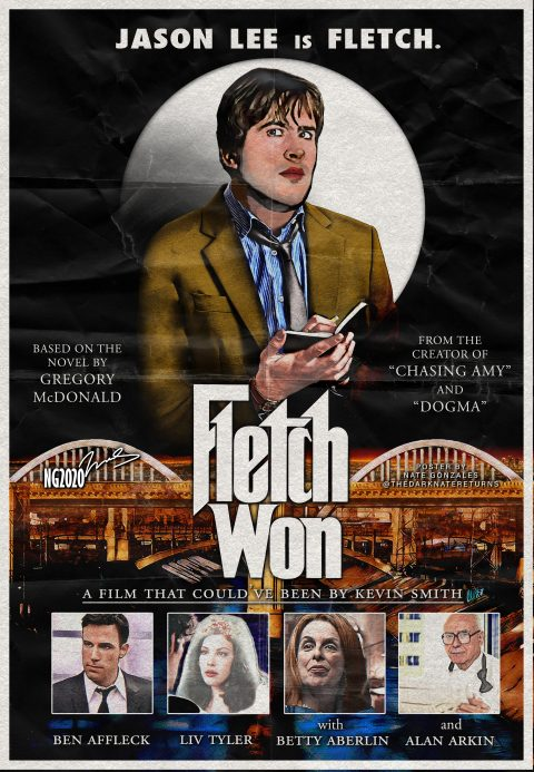 FLETCH WON: A Film That Could've Been by Kevin Smith