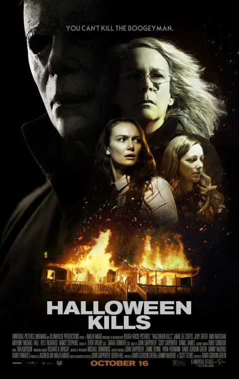 Halloween Kills (2020) – [Alternate] Poster