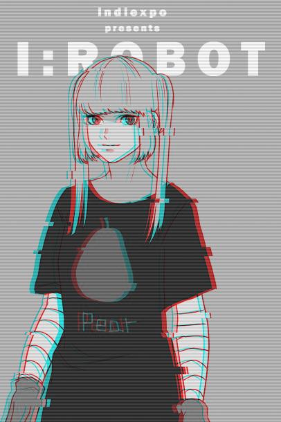 I:Robot – Poster 1