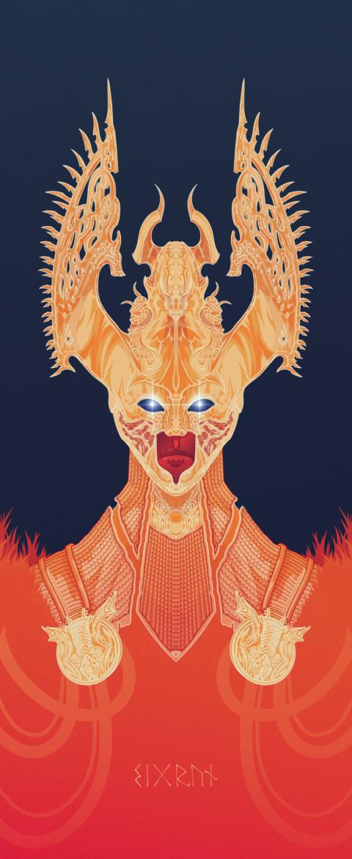 God of War – Sigrun