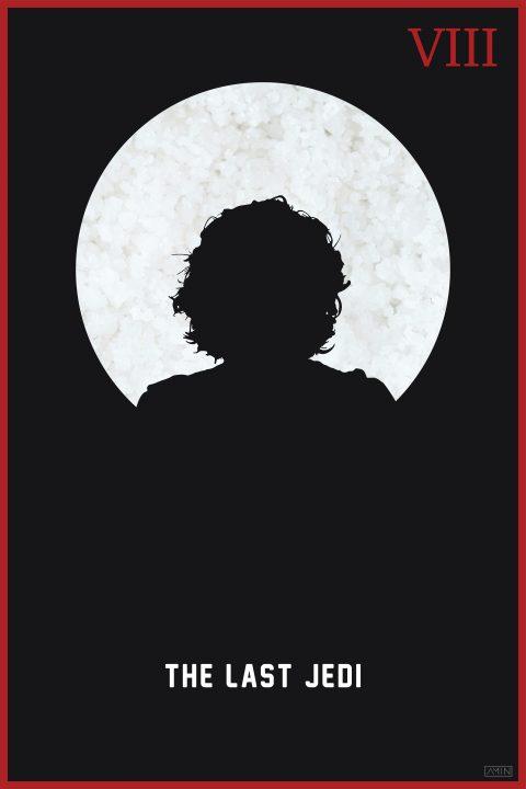 Star Wars: Minimalist Poster Series – Episode VIII