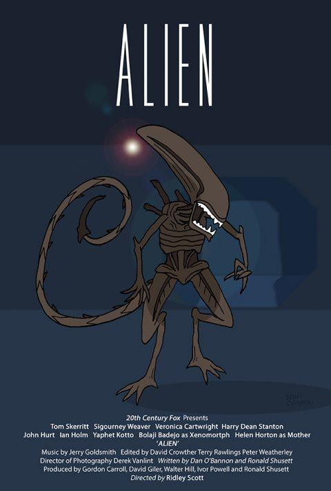 ALIEN (40th)