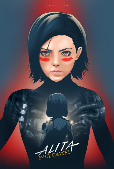 alita: battle angel epic