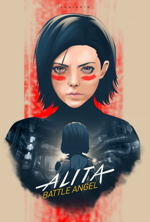 Alita: Battle Angel (2020 fanart)