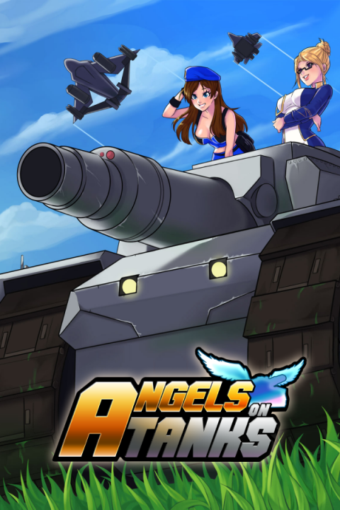 Angels on Tanks – Poster