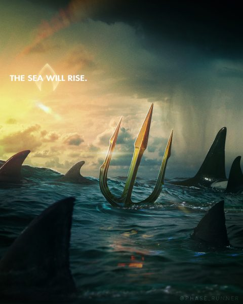 Aquaman 2 – The Sea Will Rise