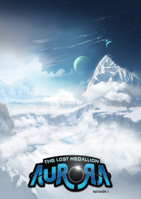 Aurora – The Lost Medallion – Poster 2