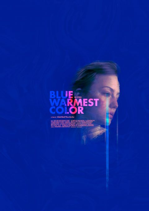 Alternative poster for Blue is the Warmest Color