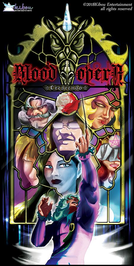 Blood Opera Crescendo – Poster 2