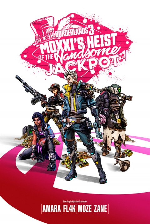 Borderlands 3 – Moxxi's Heist