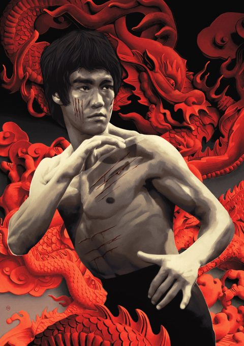 Enter The Dragon / Bruce Lee Tribute