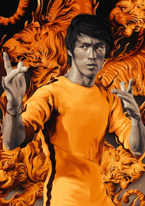 Game of death / Bruce Lee Tribute