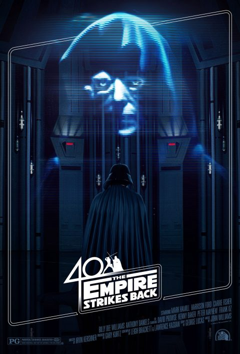 The Empire Strikes Back (40th Anniversary)