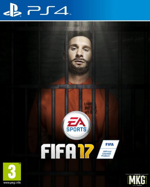Fifa 17 – Poster