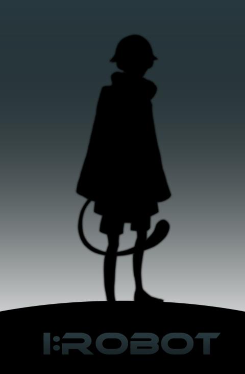 I:ROBOT – Poster 2