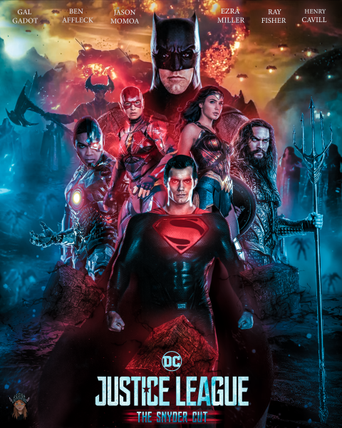 Justice League ( The Snyder Cut )