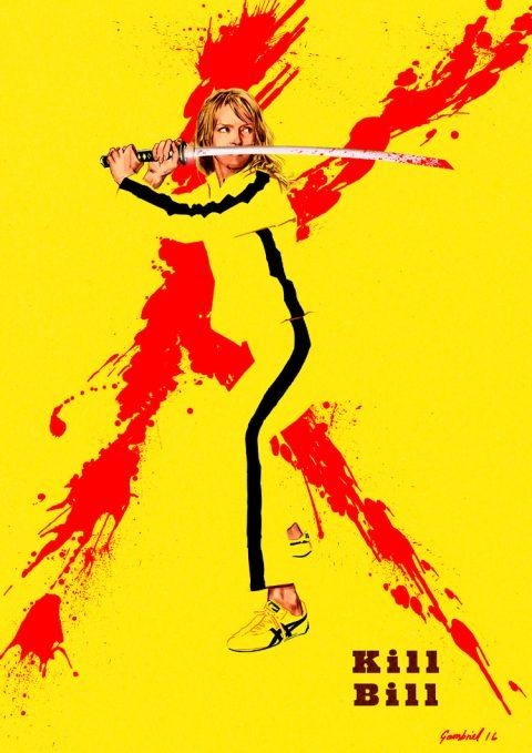 Kill Bill posters