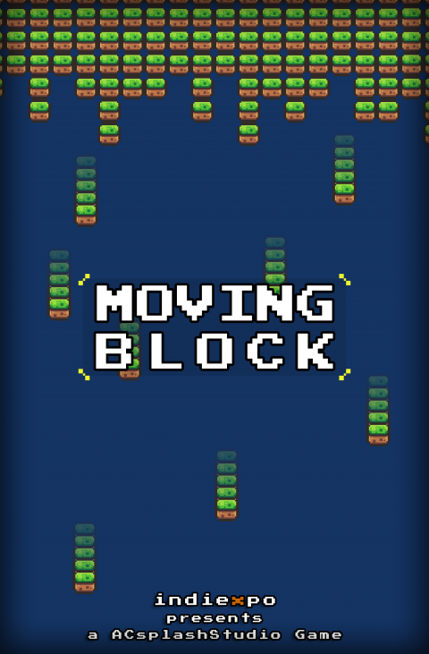 Moving Block – Poster