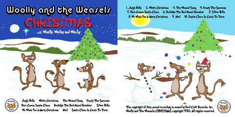 Woolly and the Weasels CHRISTMAS