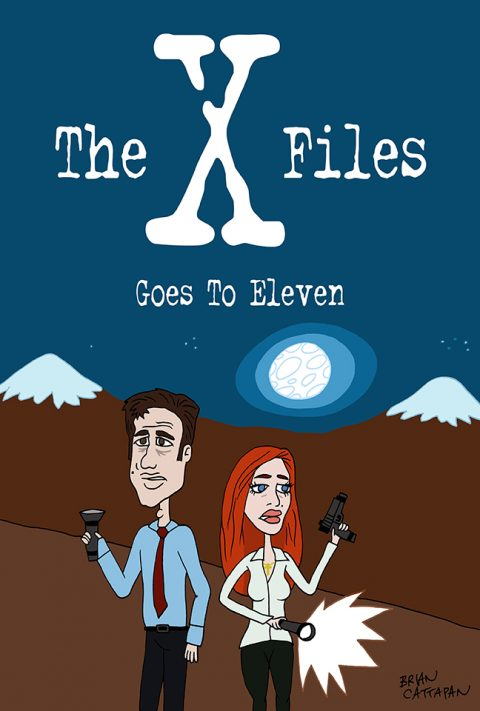 The X Files goes to eleven