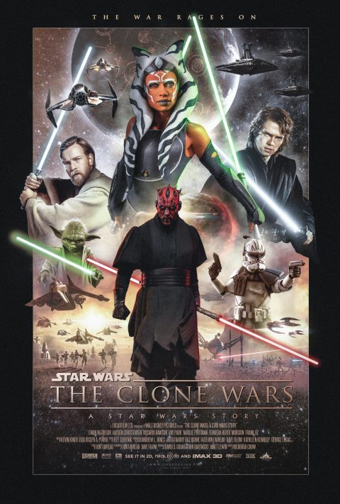 The Clone Wars: A Star Wars Story