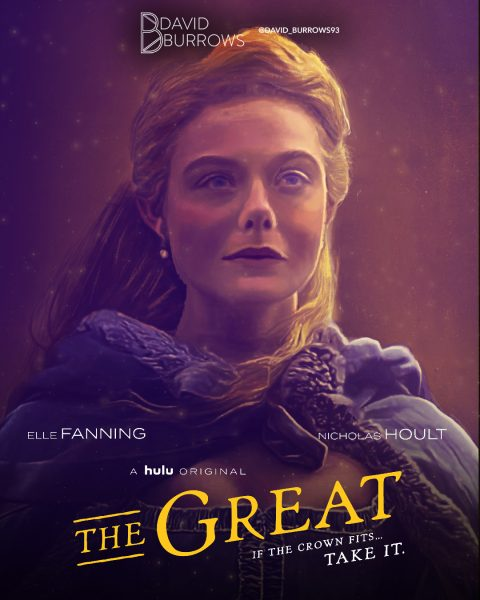 The Great Hulu Poster