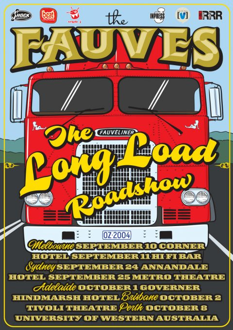 The 'Long Load' Roadshow