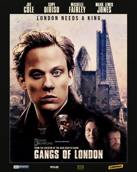 Gangs of London Poster