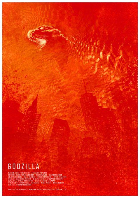 Godzilla – Alternative Movie Poster