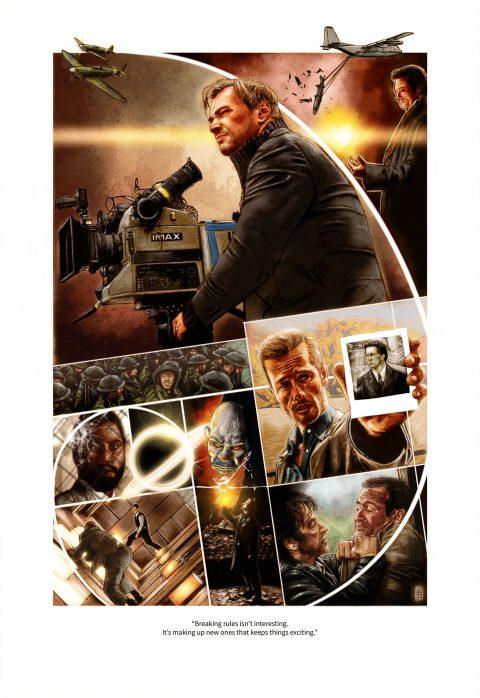 Filmography: Christopher Nolan
