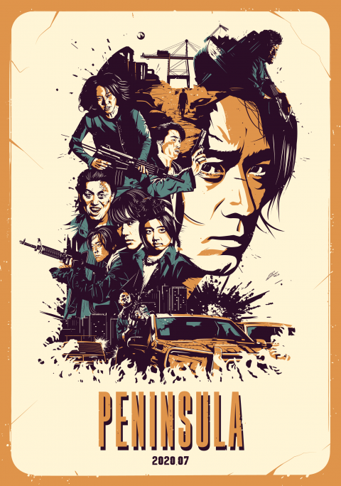 OFFICIAL PENINSULA Poster Art