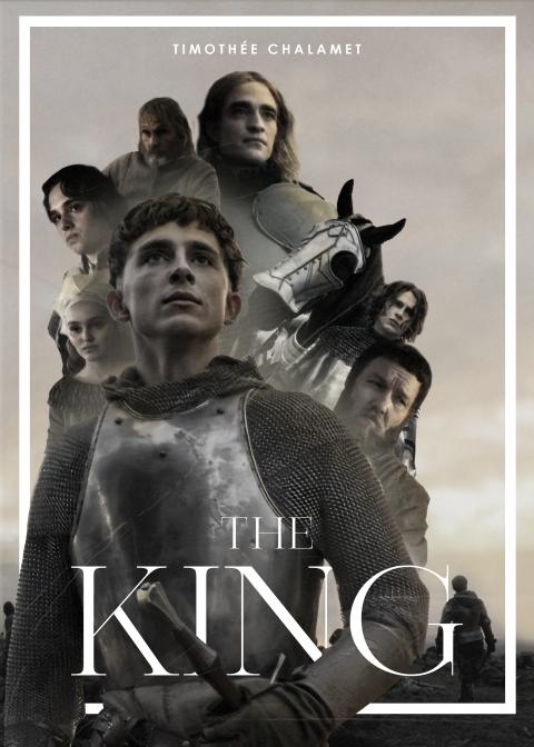 THE KING / NETFLIX