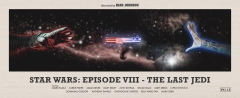 Star Wars Episode VIII: The Last Jedi