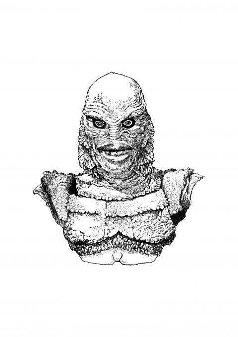 Creature of the Black Lagoon
