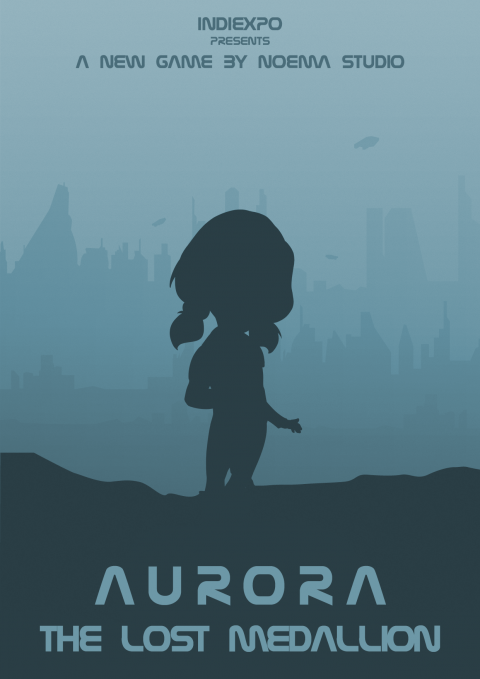 Aurora: The Lost Medallion – Poster 4