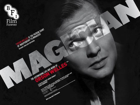 Magician –The Astonishing Life and Work of Orson Welles