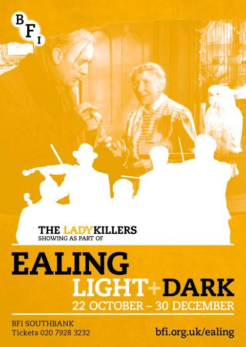 BFI Ealing Studios Film Season Poster