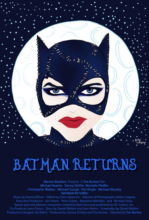 Batman Returns • Catwoman