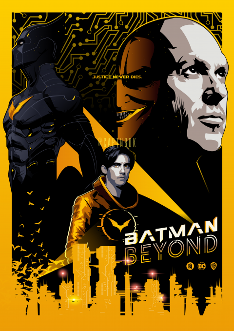 Batman Beyond : Yellow