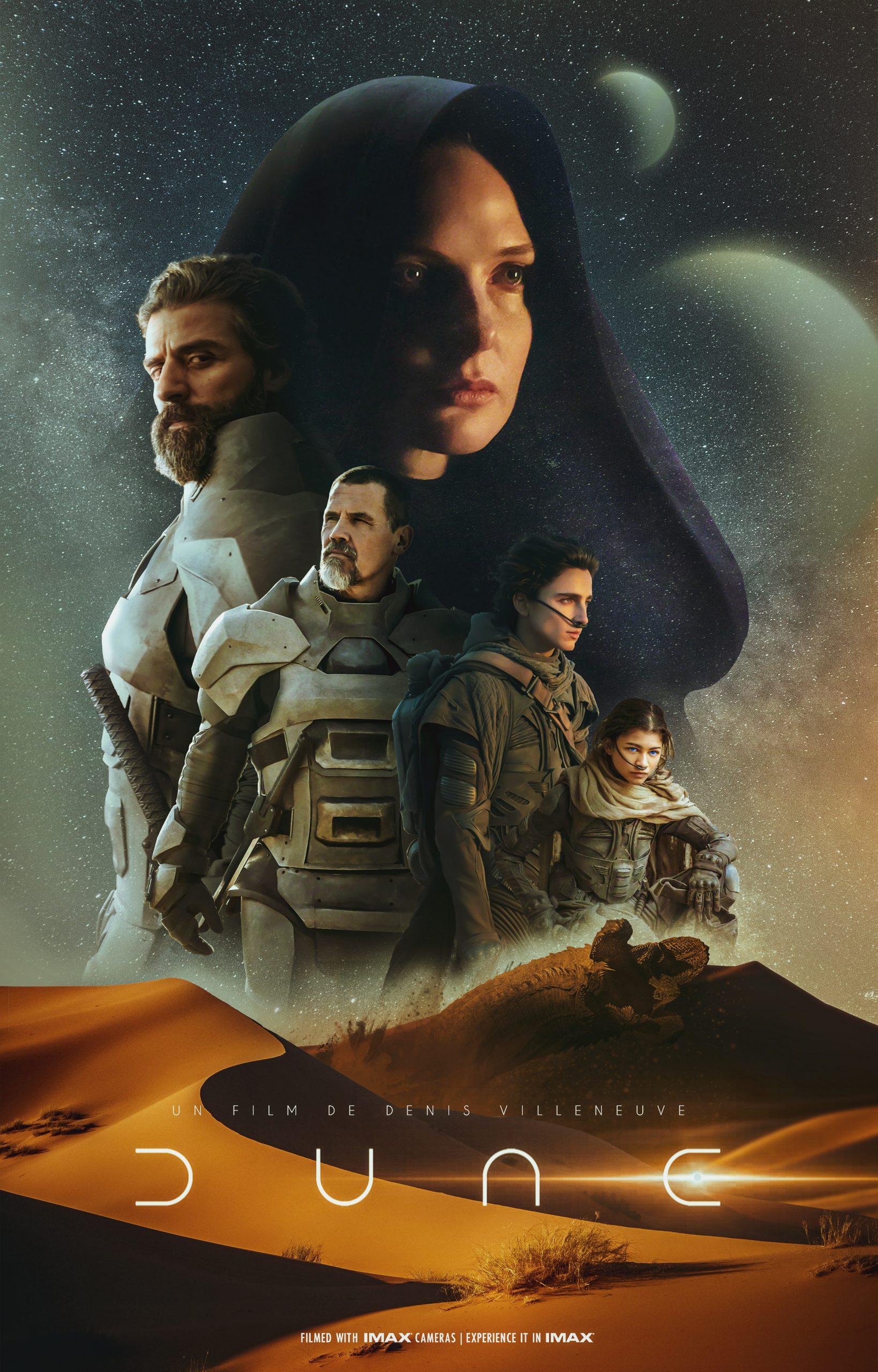 Dune Posterspy
